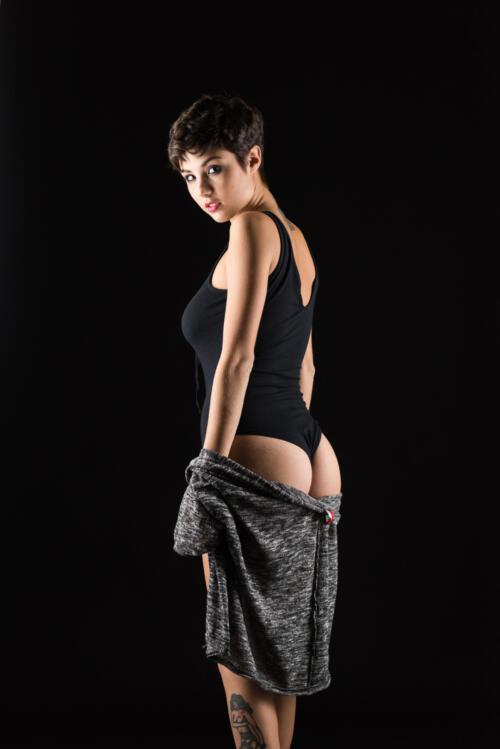 Giorgia Soleri fotomodella