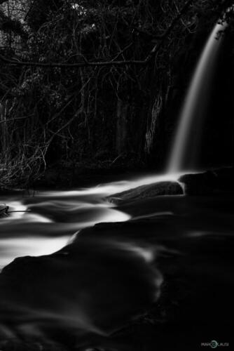 Cascata di Monte Gelato